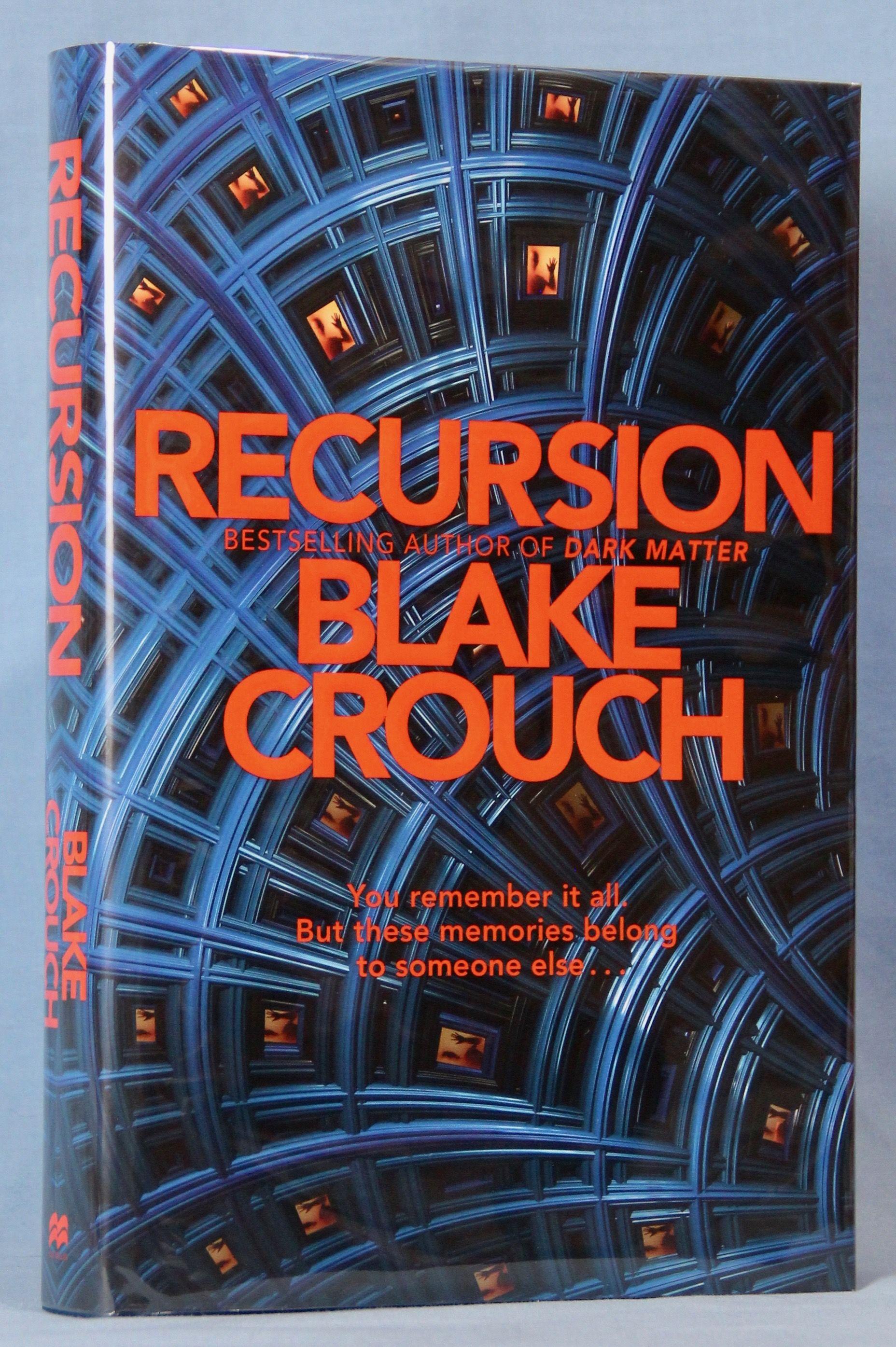 Image for Recursion (Signed, Limited)