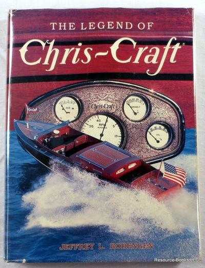 Legend of Chris-Craft, Rodengen, Jeffrey L.