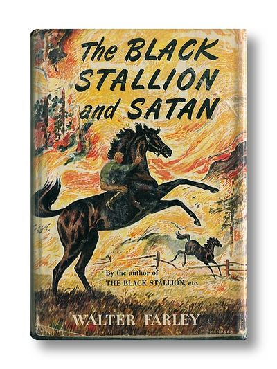 The Black Stallion and Satan, Farley, Walter