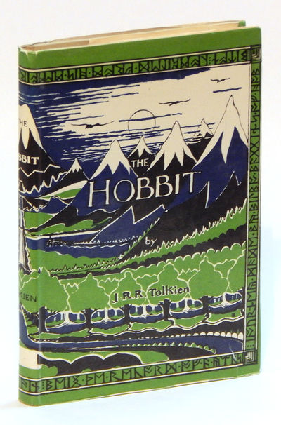The Hobbit, Tolkien, J.R.R.