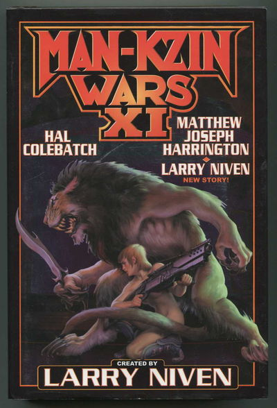 Man-Kzin Wars XI, Niven, Larry