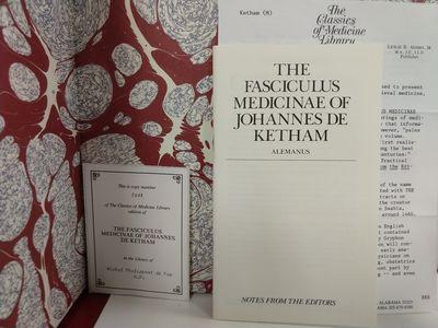 Image for Fasciculus Medicinae of Johannes De Ketham