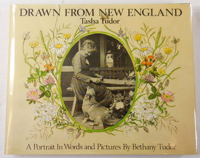 Image for Drawn from New England: Tasha Tudor, A Portrait in Words and Pictures