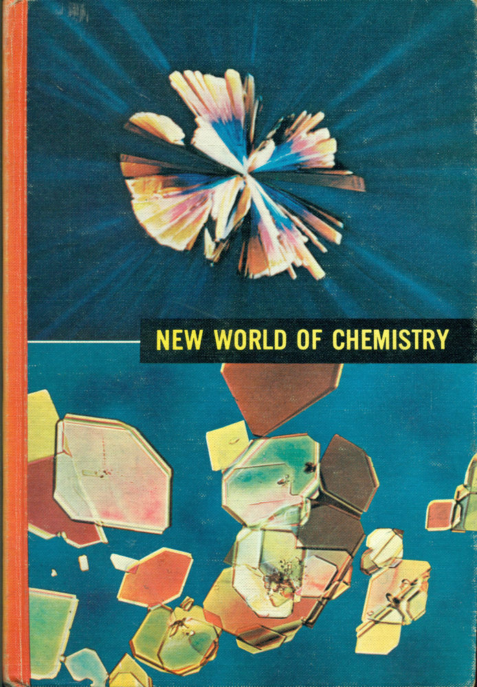 thge world of chemistry But the nacl is a there are definite bonds breaking and forming  pigeonholing  is a favourite pastime of teachers all the world over, since the times when  aristoteles  veerasamy natarajan, graduate chemistry, university of madras ( 1973.