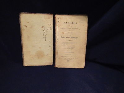 Image for Ballads in the Cumberland Dialect, with Notes and a Glossary.