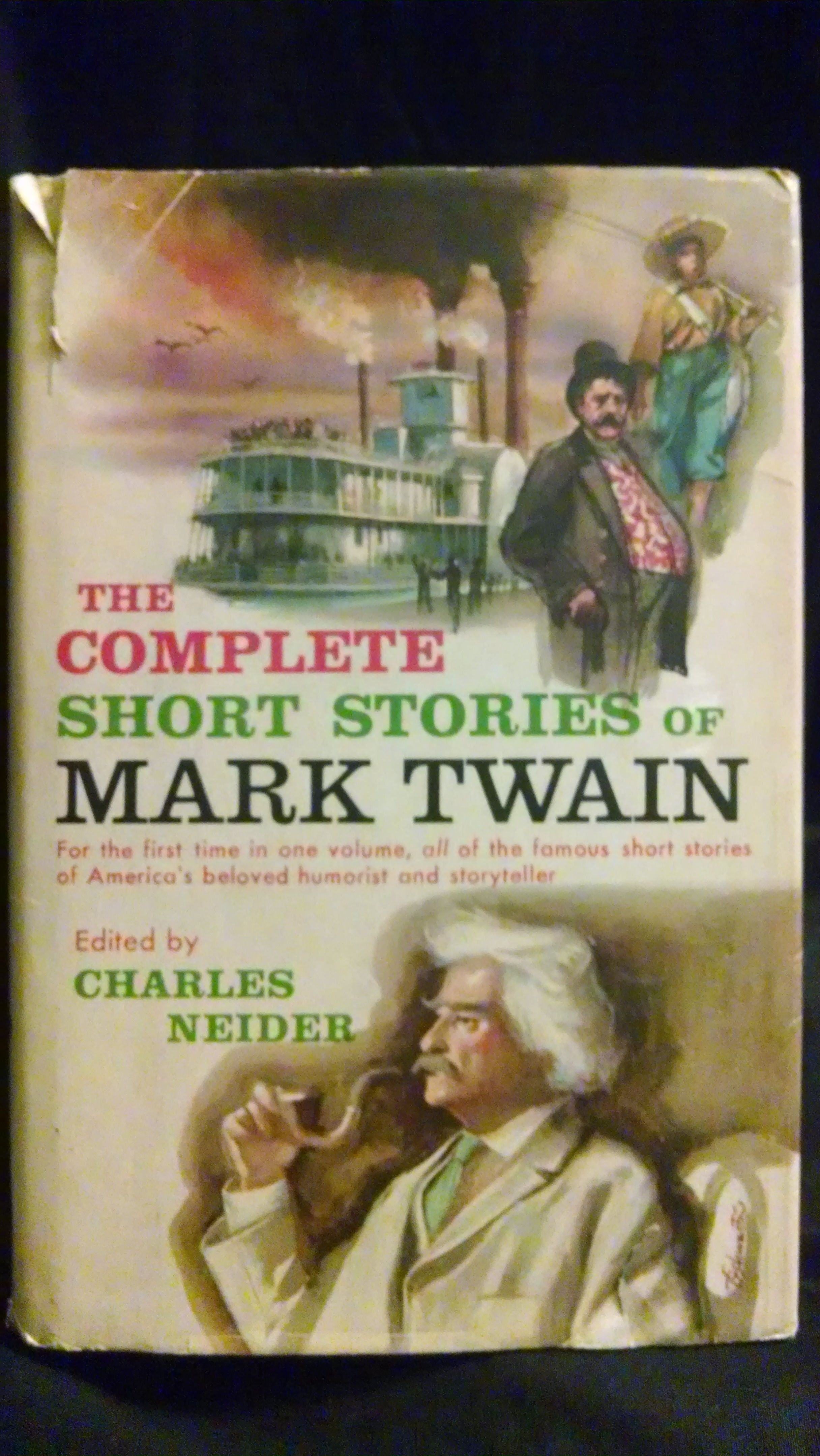 summary of luck short story by mark twain In luck by mark twain at the climax of the story, scoresby mistakes his right hand for his left and leads a charge in the wrong direction luck mark twain summary source(s): karachalia 1 year ago 0.