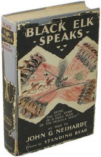 a discussion of black elk speaks Black elk speaks research papers look at a book about the life of an oglala sioux indian.