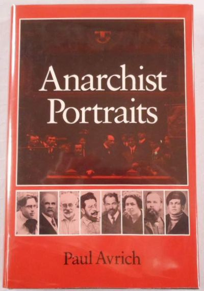 Anarchist Portraits, Avrich, Paul