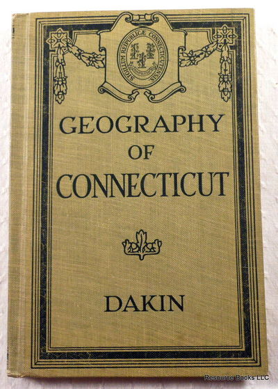 Geography of Connecticut, Dakin, W. S.