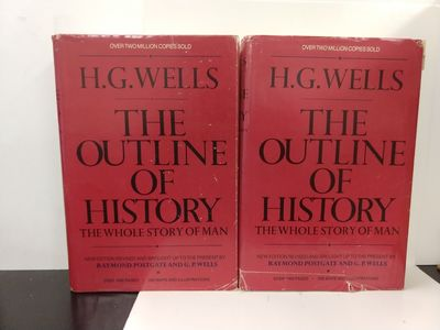 Image for Outline Of History - Being A Plain History Of Life & Mankind - Volumes 1 & 2