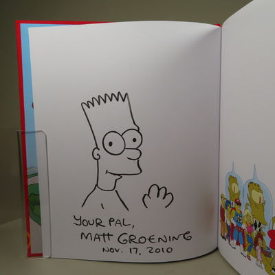 Image for Simpsons World, The Ultimate Episode Guide, Seasons 1-20 (SIGNED)
