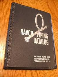 Navco Piping Datalog (Edition No. 8) by Navco - 1950 - from Eastburn Books and Biblio.com
