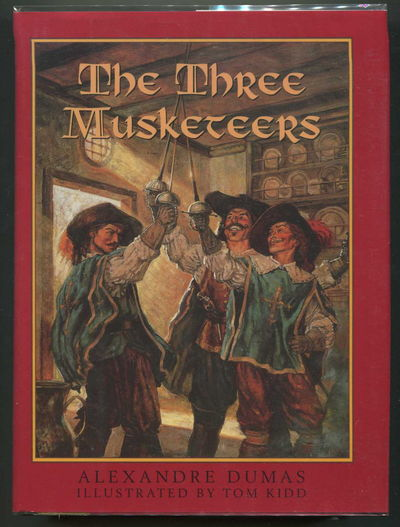 The Three Musketeers (Books of Wonder), Dumas, Alexandre