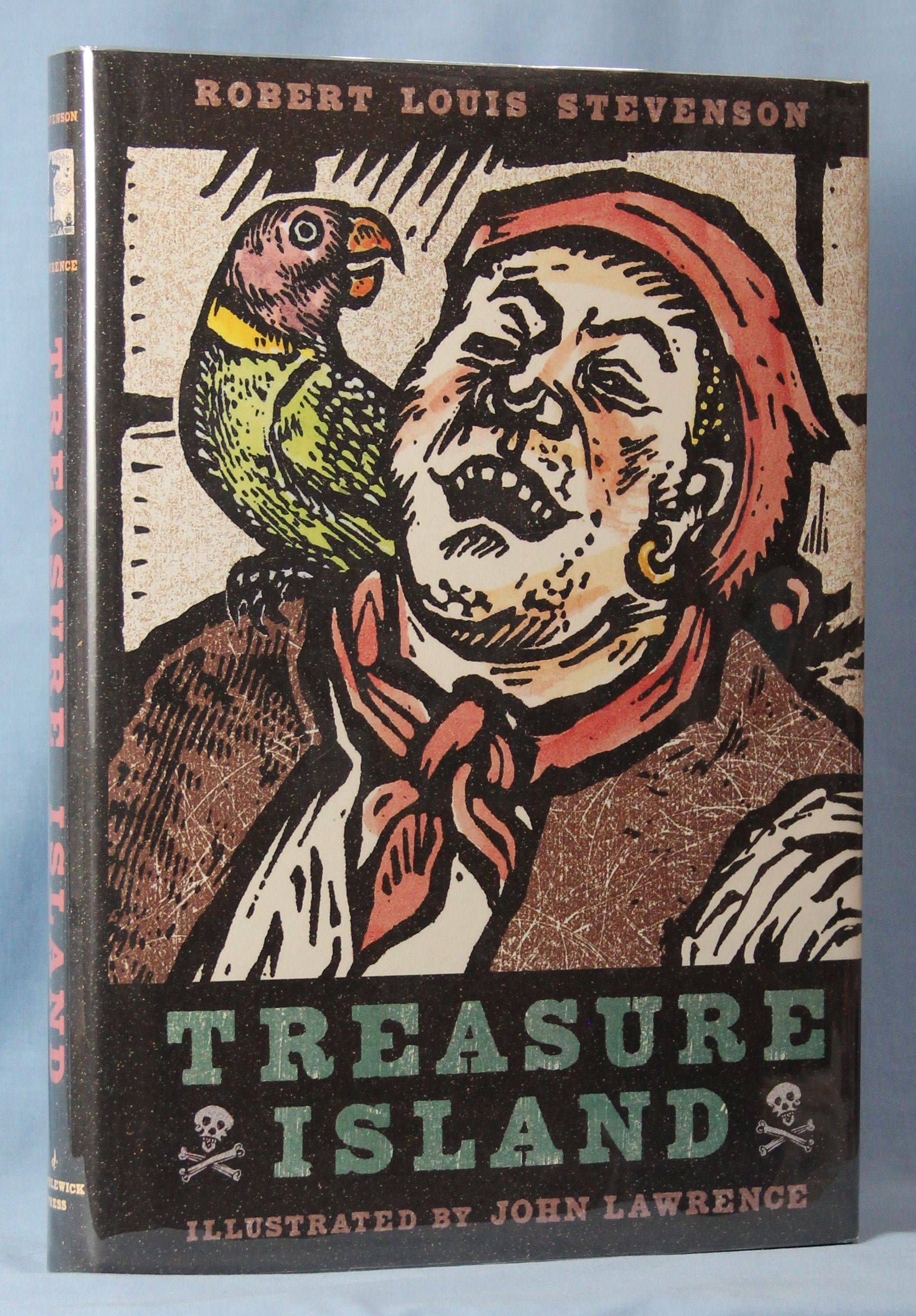 Image for Treasure Island (Candlewick Illustrated Classics)