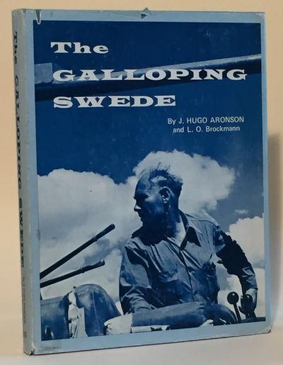 The Galloping Swede, Aronson, Hugo J. and L.O. Brockman