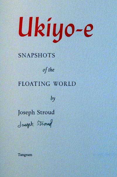 Image for Ukyyo-e: Snapshots of the Floating World