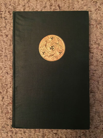 Two Irish Arthurian Romances The Story Of The Crop-Eared Dog The Story Of Eagle Boy Irish Texts Society  First 1908 Hardcover, R.A.Stewart Macalister Edited And Translated