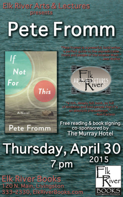 Pete Fromm Poster, 30 April 2015, Fromm, Pete