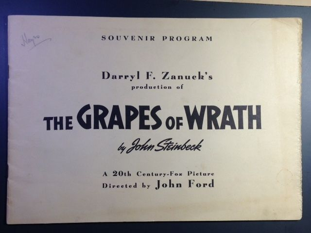 The alienation of tom joad in the grapes of wrath by john steinback