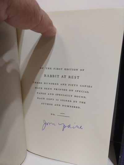 Image for Rabbit at Rest (SIGNED)