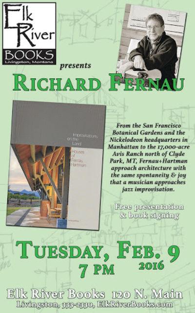 Richard Fernau Poster, 09 February 2016, Fernau, Richard