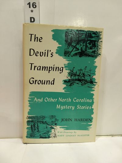 Image for The Devil's Tramping Ground and other North Carolina Mystery Stories
