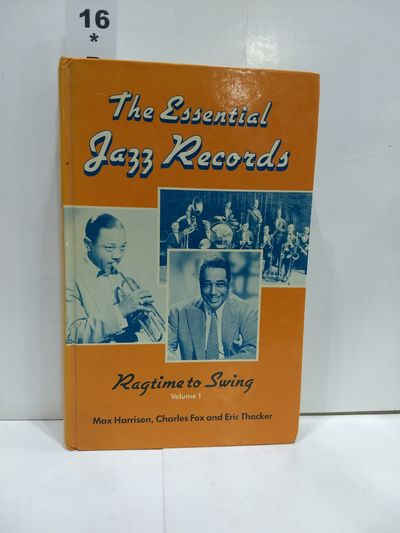 Image for The Essential Jazz Records: Ragtime to Swing, Volume 1