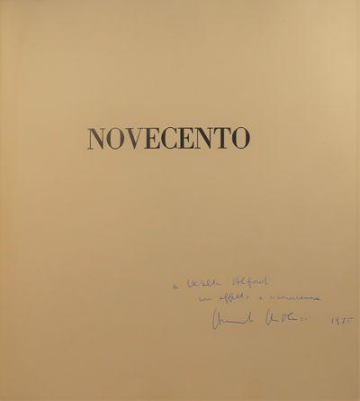 Image for NOVECENTO (1900) (inscribed by Bertolucci) [Original BTS Photography book]