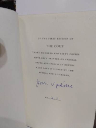 Image for The Coup (SIGNED)