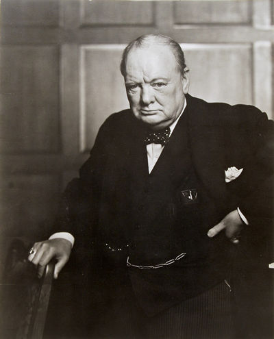 """an analysis of winston churchill in 1949 For instance, he told the house of commons in 1950 that """"i cannot conceive that   winston s churchill, """"the tragedy of europe,"""" zurich,."""