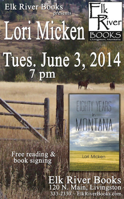 Lori Micken Poster, 03 June 2014, Micken, Lori
