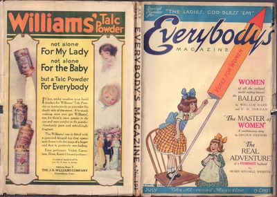 Image for Everybody's Magazine July 1915 Vol. 33 No. 1