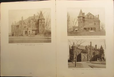 Image for Beautiful Homes of Cleveland [Ohio]: Euclid Avenue, Wade Park, Bratenahl,  Cleveland Heights, the West Side and the Suburbs.
