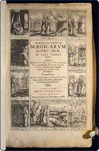 Disquisitionum Magicarum Libri Sex M Del Rio 48