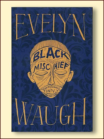 Black Mischief, Waugh, Evelyn