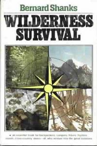 Wilderness survival, Shanks, Bernard