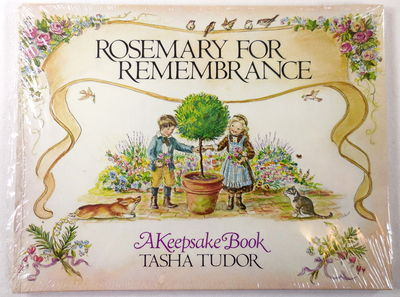 Image for Rosemary for Remembrance: A Keepsake Book