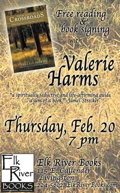 Valerie Harms Poster, 20 February 2014, Harms, Valerie