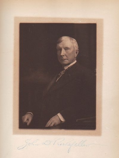 A Visit to John D. Rockefeller by Neighbors and Friends at Forest Hill  Cleveland Ohio September Twenty-sixth Nineteen Hundred and Five