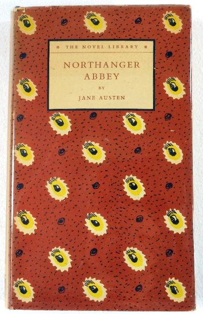 Northanger Abbey. The Novel Library No. 24, Austen, Jane