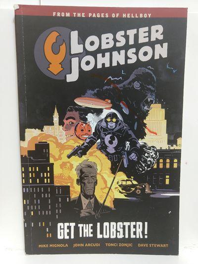 Image for Lobster Johnson Volume 4: Get the Lobster