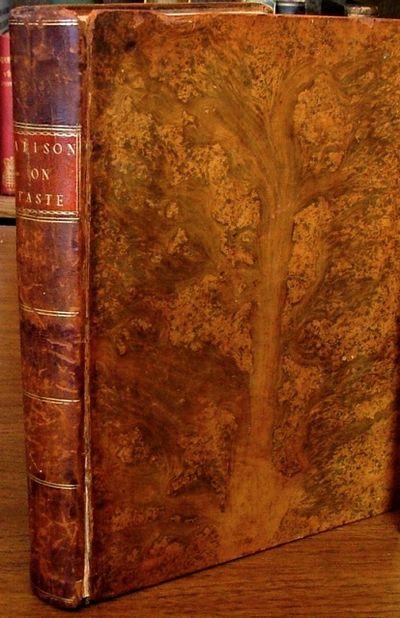 archibald alison essays
