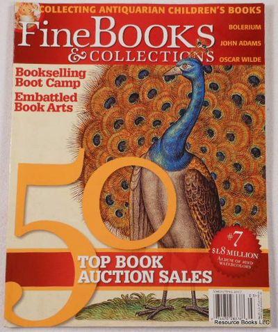 Fine Books & Collections.  March/April 2007.  No. 26 (Vol. 5, No. 2), Fine Books & Collections Magazine