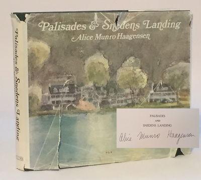 Palisades & Snedens Landing, Haagensen, Alice Munro
