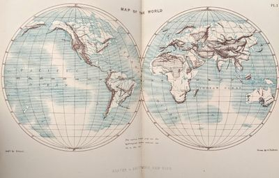 Image for The Earth: a Descriptive History of the Phenomena of the Life of the Globe.