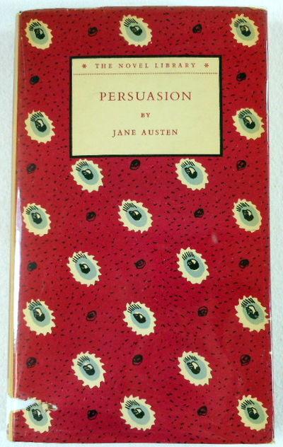 Persuasion. The Novel Library No. 1, Austen, Jane