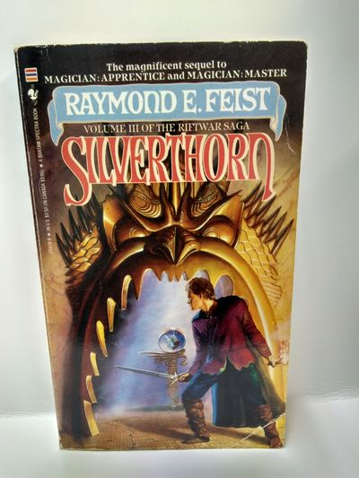 Image for Silverthorn (Riftwar Saga, Volume 3)