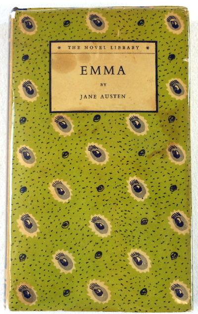 Emma. The Novel Library No. 10, Austen, Jane