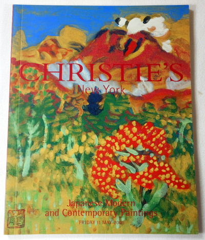 Japanese Modern and Contemporary Paintings. New York: 11 May 2001, Christie's [Auction Catalog - Catalogue]