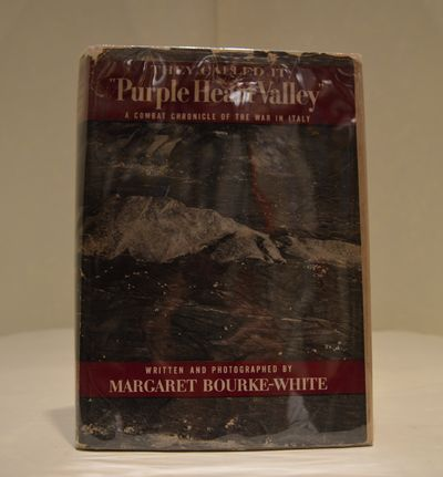 """Image for They Called It """"Purple Heart Valley"""": A Combat Chronicle of the War in  Italy"""